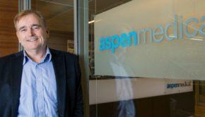 Dr Andrew Walker Aspen Medical