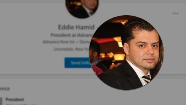 Eddie Hamid is the President and CEO of iAdvance Now.